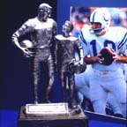 Johnny Unitas Signature