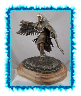Bronze - Eagle Dancer