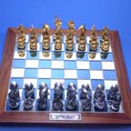 Sea Life Chess Set - 'Underwater Games'